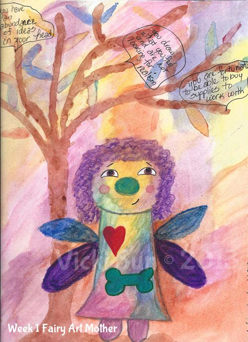 Week-1a-Fairy-Art-Mother