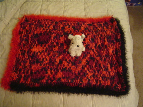 Doggie Blanket 1